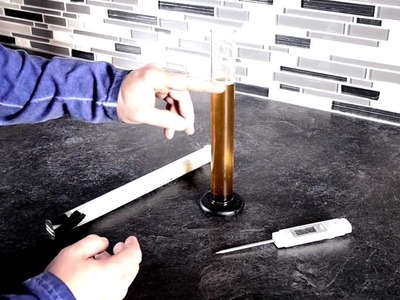 How To Use a Hydrometer - Craft Brewing™
