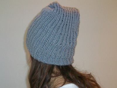 Knitting Project: Beanie
