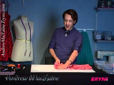 Learn to Sew: Different Fabrics- Sew What by Andrew