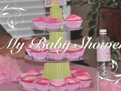 My Baby Shower! ~August 18, 2013~ (Details and DIY)
