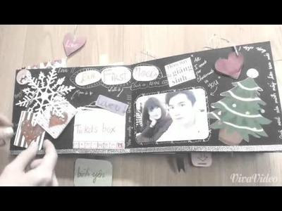 Scrapbook for my boyfriend 5months anniversary