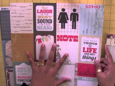 Scrapbook Project : Document Life Money Saving Tip : Paper