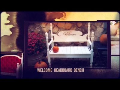Top 10 DIY Ideas for Headboard Bench