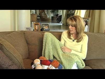 Vanna White Really Loves to Crochet!