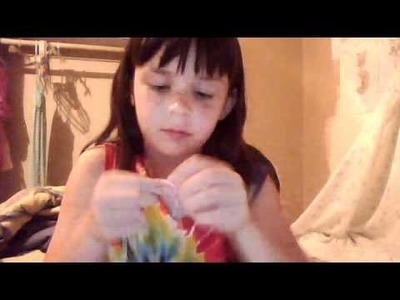 Amberrosesmith181's how to finger crochet a chain stich