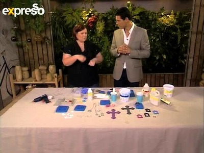 Craft:  Uses of resin (30.1.20123)