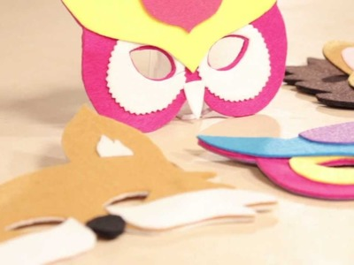 Creativity Made Simple with Jo-Ann: Make Kids' Masks with Phoomph