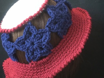 Crochet Geek - Crochet Liberty Hat Crochet Geek