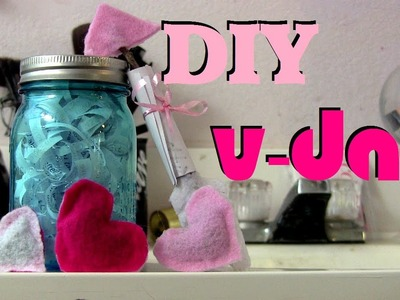 DIY: 3 Valentines Day Gifts And Ideas For Vday!