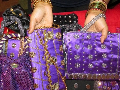 DIY ALL DESIGNER PURSES. HANDBAGS. CLUTCHES MADE BY HOME GARDEN AND FASHION!
