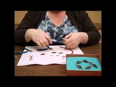 DIY Charm Bracelet Demonstration