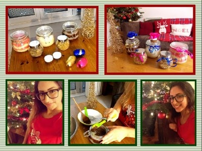 DIY Christmas gifts 2013 Body Scrubs, Lip Scrubs and Face Masks | itsasilverworld