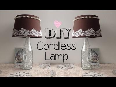 DIY│Cordless Study Lamp