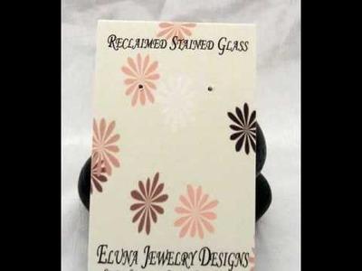 DIY Earring Cards