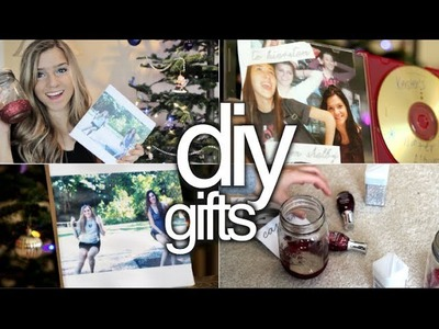 DIY Holiday Gifts!