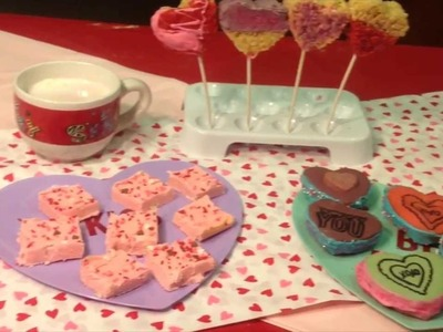 DIY Valentine's Day Treats!! :)