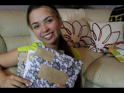 Easy DIY Envelope | jujbean3593