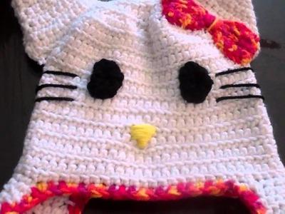 Hello Kitty beanie.