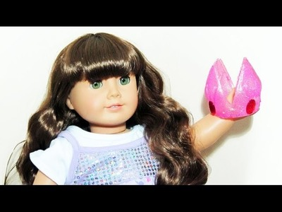 How to make a crown for your American girl, Barbie or Monster High doll - Doll Crafts