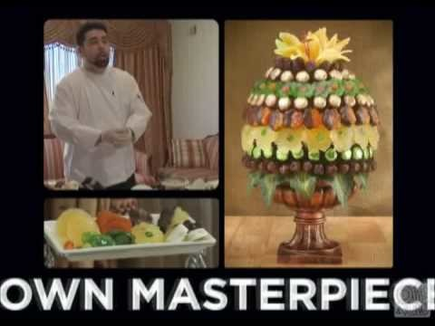 How To Make Edible Fruit Bouquets and Arrangements. Using Dried Fruit and chocolate.