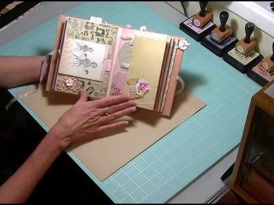 Kaisercraft Sewing Mini, Kaisercraft, Mini Album.