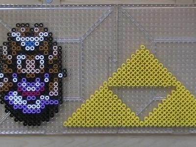 PERLER BEAD: Zelda & Triforce! (Giveaway #31)