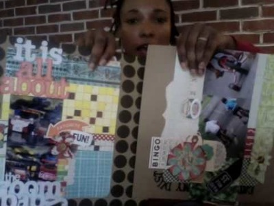 Scrapbooking Inspiration on a Tuesday -- Oh my!!!!!