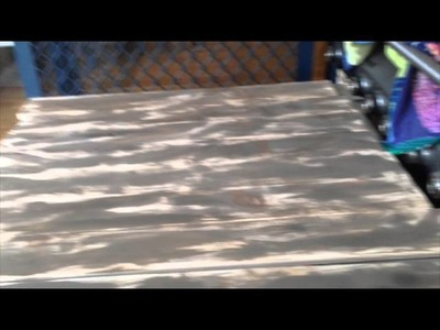 Shabby Chic Barn Board Coffee Table DIY