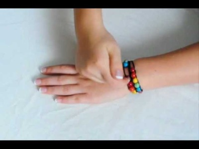 The ABLET knitting abacus bracelet!