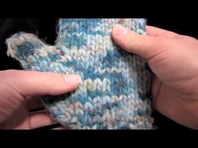Two-at-a-Time Mittens - Project Overview