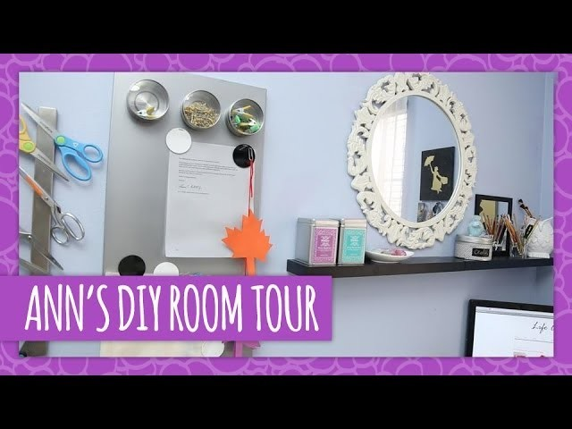Ann's DIY Room Tour - HGTV Handmade