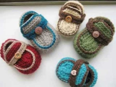 Baby Boy Crochet Patterns