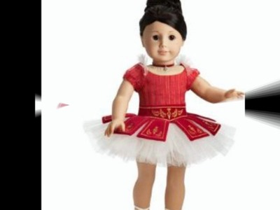 Ballerina Outfit for American Girl Dolls
