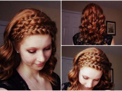 Catching Fire: Katniss Everdeen Inspired Hair Tutorial