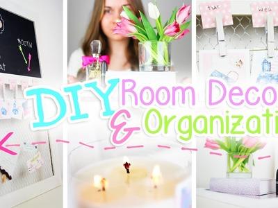 DIY Room Decor & Organization ♡