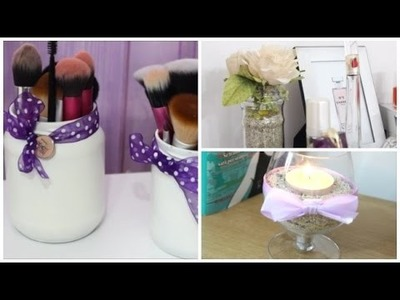 DIY Room Decor ☆ Colorful & Cute Projects!