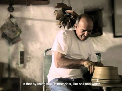 Hand crafting in Greek islands (Greek. English Subtitles)