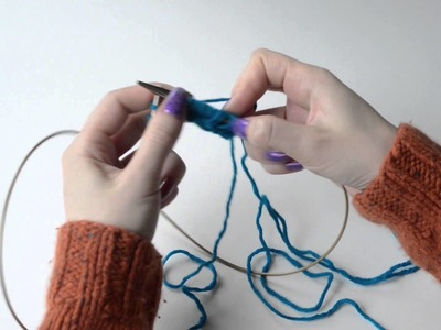 Knit tips: how to do stacked increases