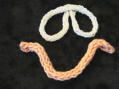 Magic Crochet I-Cord - Left Hand Version Crochet Geek