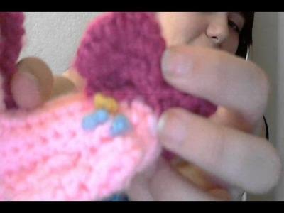My Little Crochet Pony: Pinkie Pie Edition!