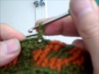 Reverse Single Crochet How tos