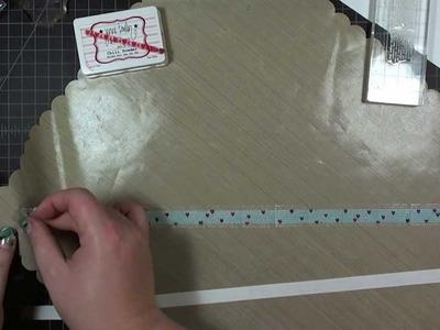 Scrapbook Tutorial: Make Your Own Washi Tape