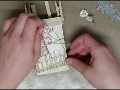 Stamping & More Episode 33 - Decorated Match Box