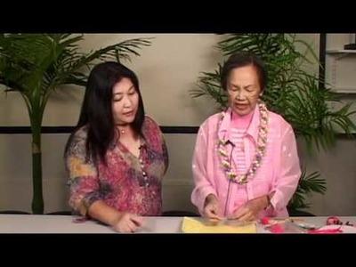 The Joy of Crafting 152.1 - Bozu Ribbon Lei