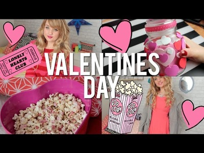 Valentines Day | DIY Treats, Gifts, Nails and Date Outfit Ideas. Pinterest and Tumblr Inspired