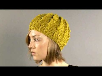 #31 Bobbled Tam, Vogue Knitting Holiday 2008