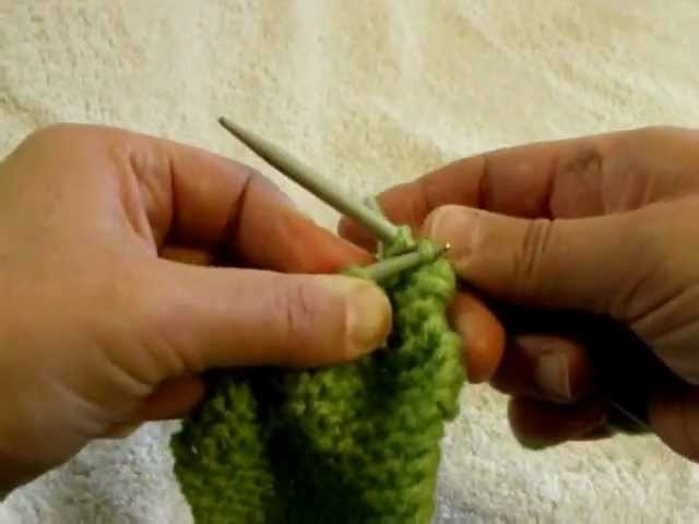 Cast Off or Bind Off - Knitting Lesson 3