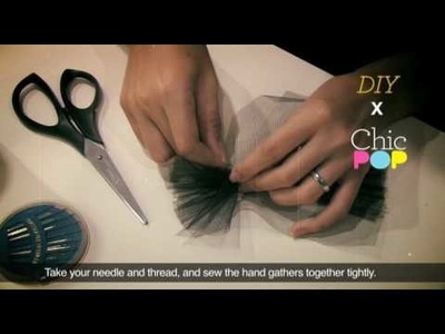 ChicPop DIY with Eleanor Ng