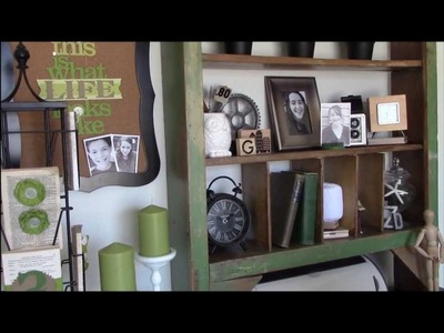 Craft Room Tour with Jen Gallacher