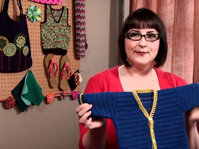 Crochet: Beyond Rectangles with Linda Permann on Craftsy.com